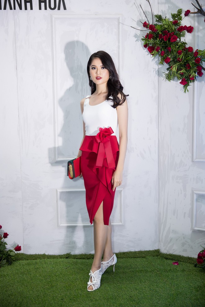 Bao nhiêu Hoa hậu hội tụ trên thảm đỏ sự kiện thời trang, nổi nhất vẫn là Phạm Hương và Đỗ Mỹ Linh - Ảnh 6.
