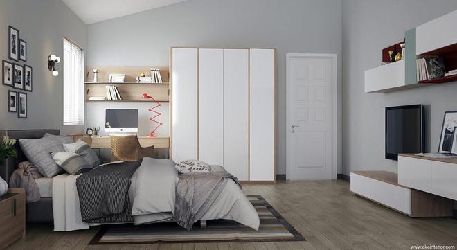 Chọn lựa chủ để trước khi trang trí phòng ngủ để tạo hiệu ứng sống động nhất - Ảnh 7.