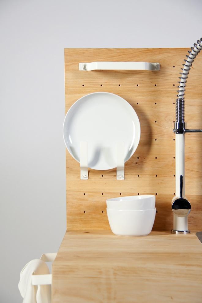 Tủ bếp thông minh - giải pháp hoàn hảo cho những căn bếp chật - Ảnh 7.