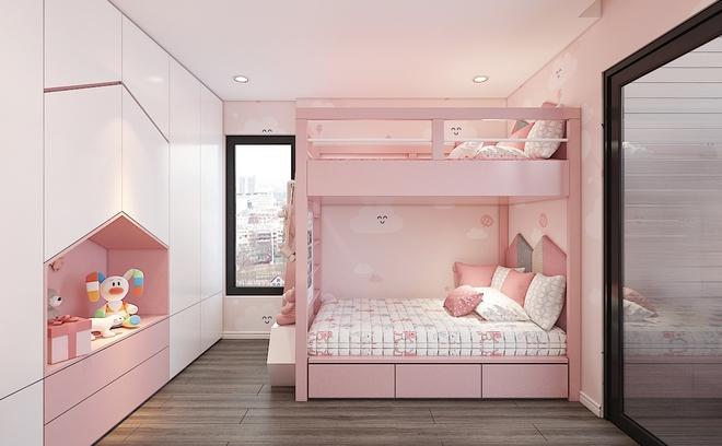 Tư vấn bố trí nội thất cho căn hộ 64m² từ vô số những nhược điểm thành không gian sống đáng mơ ước - Ảnh 8.