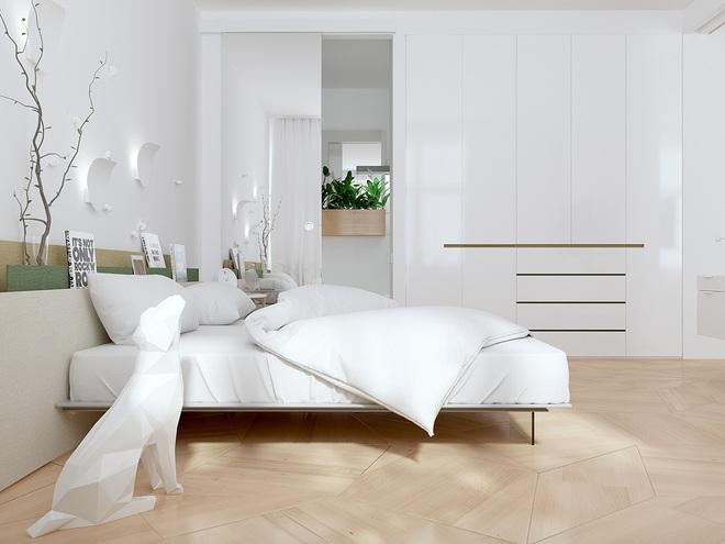 6 ý tưởng thiết kế phòng ngủ đẹp hoàn hảo thu hút mọi ánh nhìn - Ảnh 7.