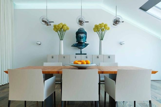 13 mẫu phòng bếp với thiết kế khiến bất kỳ ai cũng ghen tỵ và ao ước - Ảnh 7.