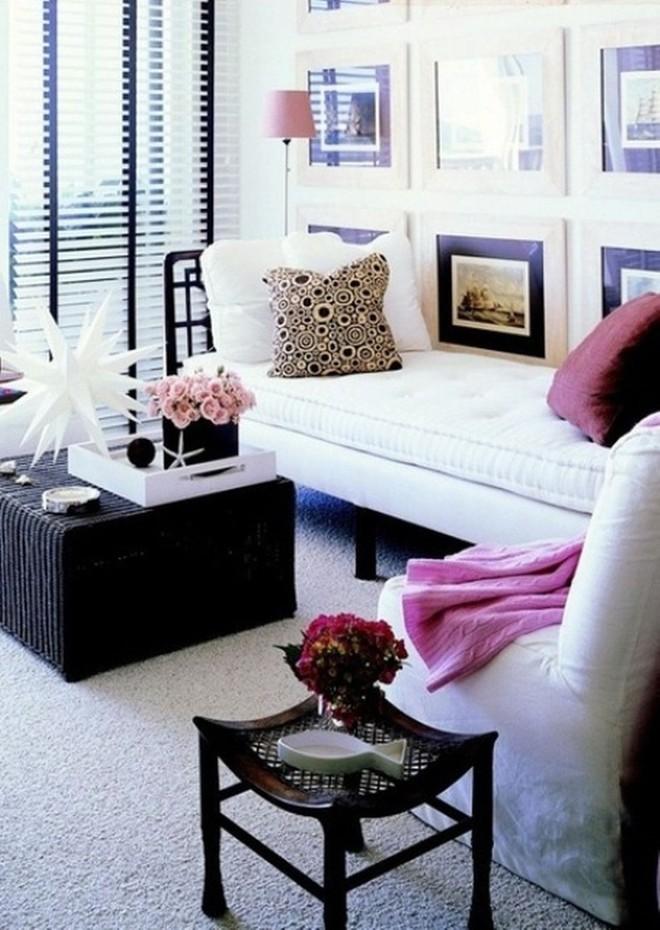 Làm thế nào để bài trí phòng khách nhỏ vỏn vẹn 10m² thành không gian đẹp? - Ảnh 7.