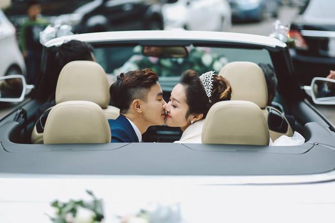 VĐV thể hình và diễn viên múa kết hôn thôi mà ảnh cưới có nhất thiết phải khiến chị em phát hờn vì đẹp thế không? - Ảnh 8.