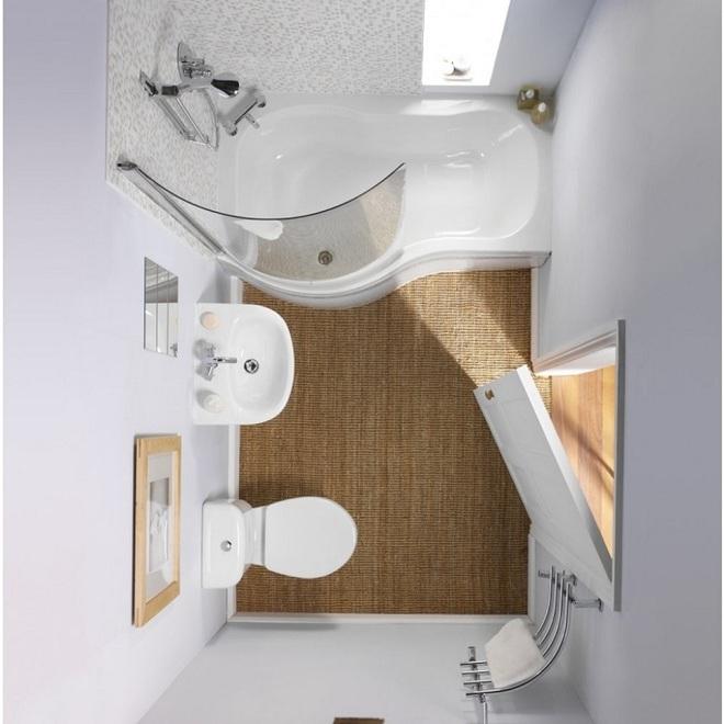 Những lời khuyên thông minh cho nhà tắm diện tích nhỏ thêm tiện dụng  - Ảnh 8.