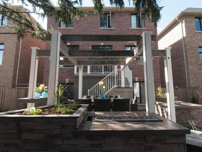 Những ý tưởng tuyệt vời cho việc cải tạo hiên nhà và sân vườn - Ảnh 8.