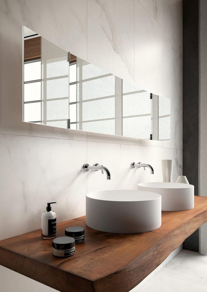 Những nhà tắm bằng gỗ chỉ liếc mắt trông qua cũng đủ khiến bạn xao xuyến - Ảnh 8.