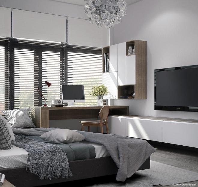 Chọn lựa chủ để trước khi trang trí phòng ngủ để tạo hiệu ứng sống động nhất - Ảnh 8.