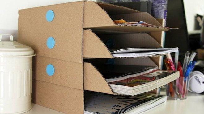 Bạn sẽ không bao giờ vứt thùng các tông cũ nữa sau khi biết 15 cách tái chế cực hay này - Ảnh 8.