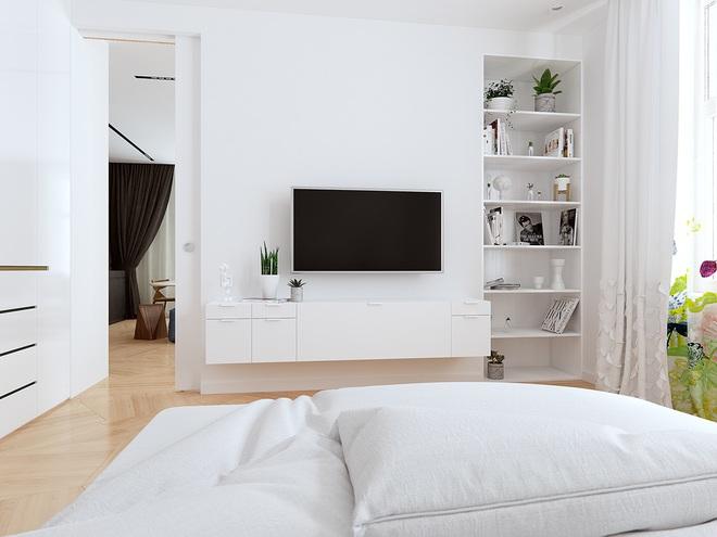 6 ý tưởng thiết kế phòng ngủ đẹp hoàn hảo thu hút mọi ánh nhìn - Ảnh 8.