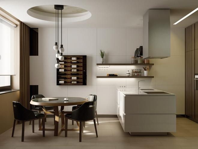 13 mẫu phòng bếp với thiết kế khiến bất kỳ ai cũng ghen tỵ và ao ước - Ảnh 8.