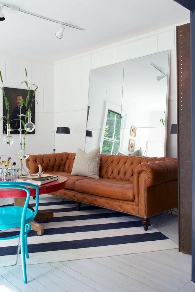 Làm sống lại không gian cũ kỹ bằng cách trang trí tường nhà đơn giản mà tiết kiệm - Ảnh 8.