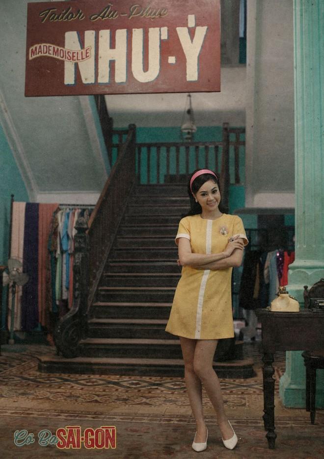 Cô Ba Sài Gòn:  Thiếu một chút là nhạt, thừa một chút là vô duyên, thế này là vừa xinh - Ảnh 5.