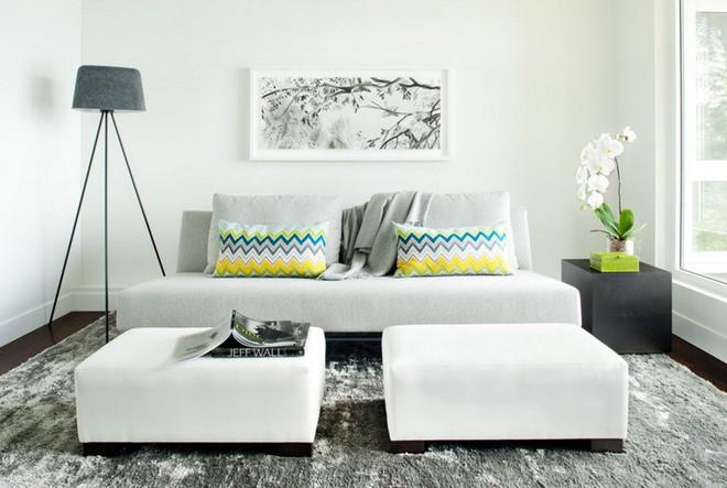Làm thế nào để bài trí phòng khách nhỏ vỏn vẹn 10m² thành không gian đẹp? - Ảnh 8.