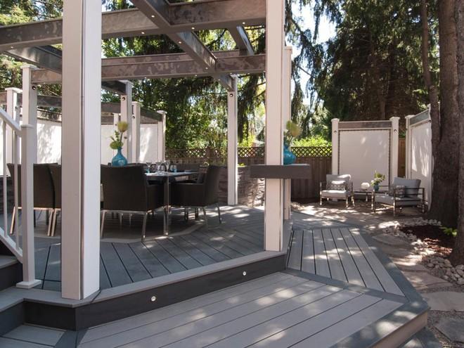 Những ý tưởng tuyệt vời cho việc cải tạo hiên nhà và sân vườn - Ảnh 9.