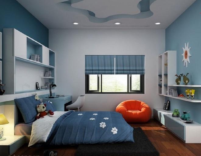 Tư vấn bố trí nội thất căn hộ 70m² với 2 phòng ngủ gọn thoáng và hợp phong thủy cho vợ chồng 8x - Ảnh 12.