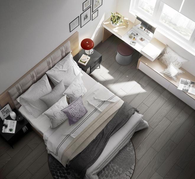 Chọn lựa chủ để trước khi trang trí phòng ngủ để tạo hiệu ứng sống động nhất - Ảnh 9.