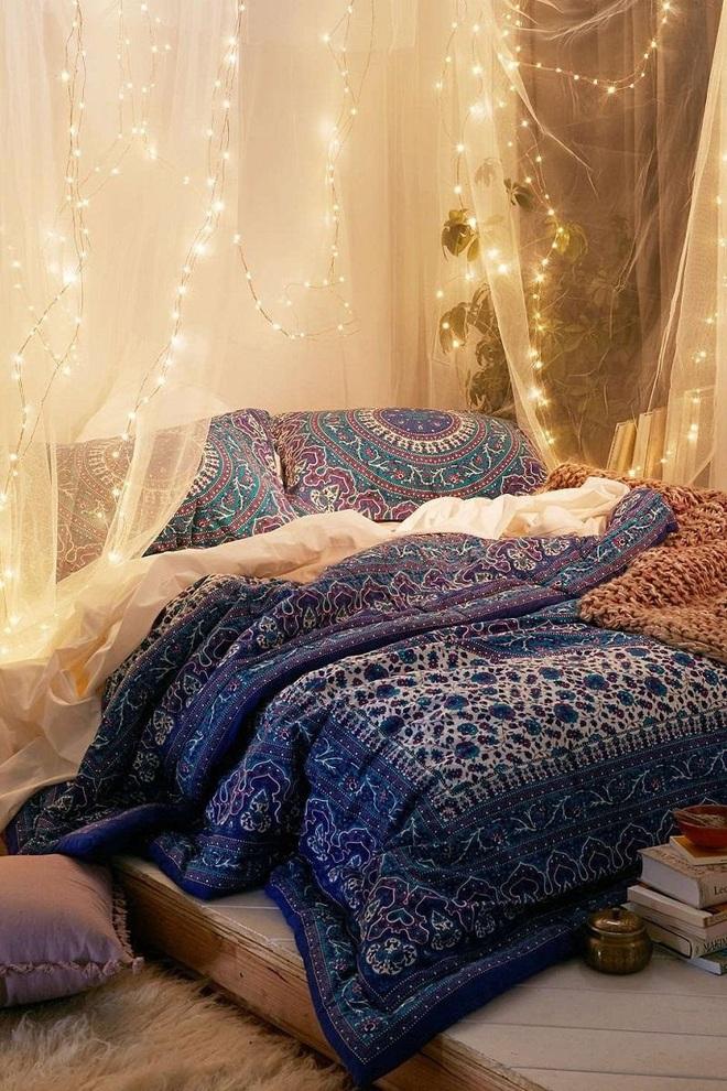 Những căn phòng ngủ chẳng cần đến giường nhưng khiến ai cũng thích - Ảnh 9.