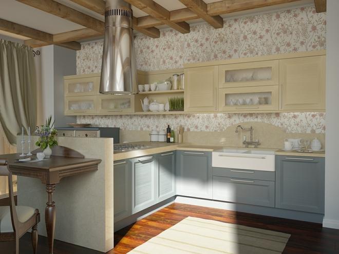 10 ý tưởng phòng bếp truyền thống sang trọng nhưng vô cùng ấm cúng - Ảnh 9.