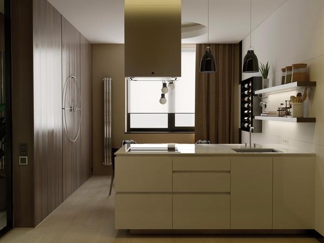 13 mẫu phòng bếp với thiết kế khiến bất kỳ ai cũng ghen tỵ và ao ước - Ảnh 9.