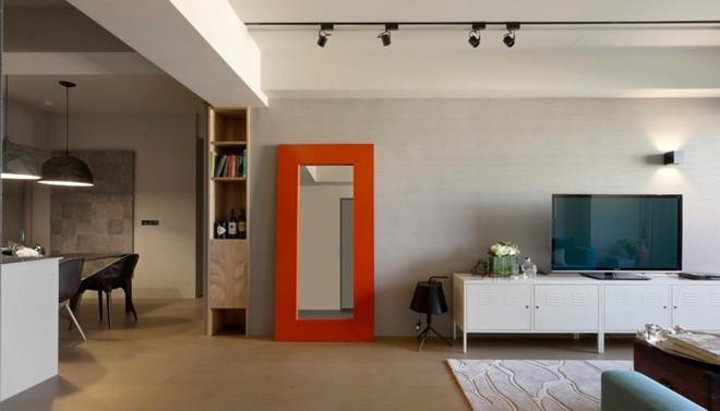 Làm sống lại không gian cũ kỹ bằng cách trang trí tường nhà đơn giản mà tiết kiệm - Ảnh 9.