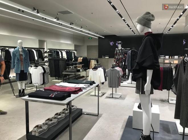 HOT: Tận mặt ngắm trọn 3 tầng của store Zara Hà Nội, to và sáng nhất phố Bà Triệu - Ảnh 9.