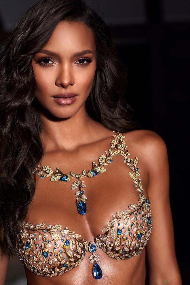 9 điều không phải ai cũng biết về Lais Ribeiro - thiên thần mặc Fantasy Bra 2 triệu đô của Victorias Secret - Ảnh 9.