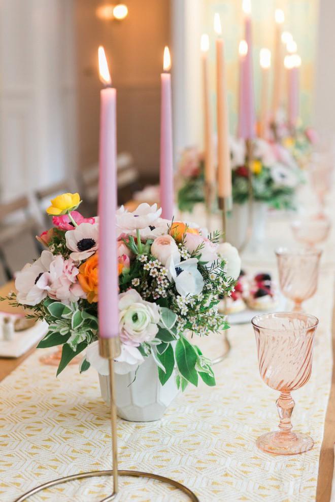 Những cách cắm hoa đơn giản giúp căn nhà từ buồn tẻ trở nên vô cùng sinh động - Ảnh 8.