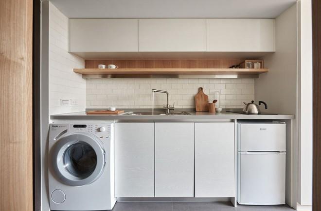 Căn hộ có gác xép có tổng diện tích chỉ 22m² đẹp không kém những căn hộ sang chảnh - Ảnh 9.