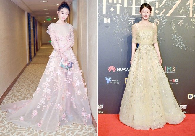 """""""Chặt chém"""" hết mọi mỹ nhân khác, đây là 5 ngôi sao Hoa ngữ sở hữu thời trang thảm đỏ đẹp nhất năm 2017 - Ảnh 9."""