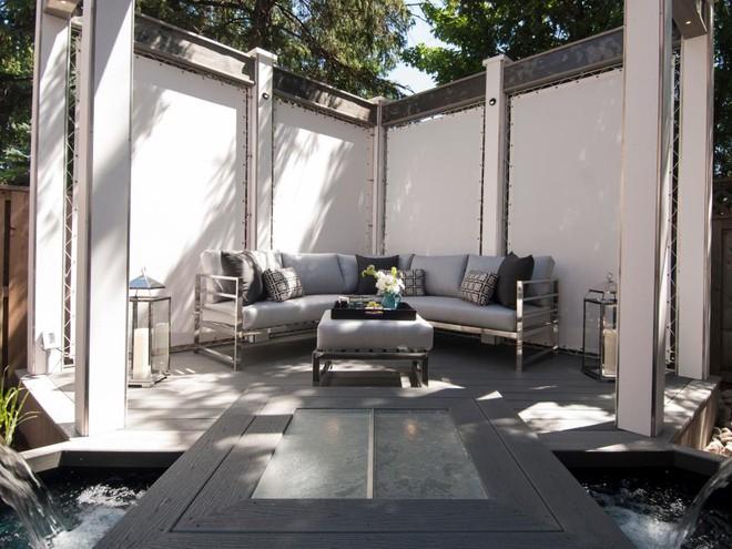 Những ý tưởng tuyệt vời cho việc cải tạo hiên nhà và sân vườn - Ảnh 10.