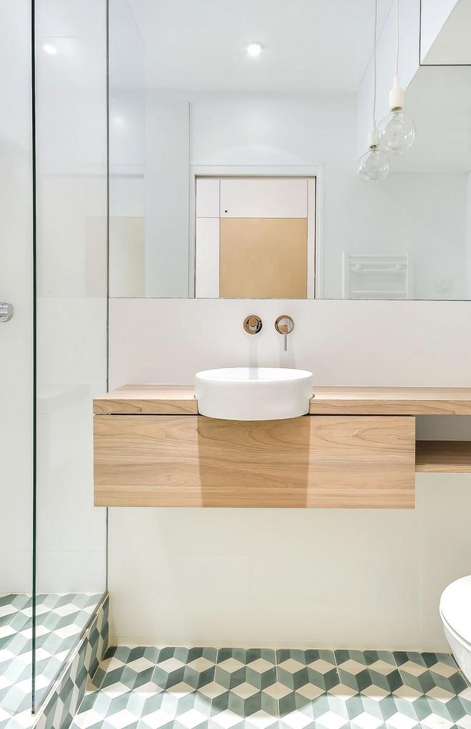 Những nhà tắm bằng gỗ chỉ liếc mắt trông qua cũng đủ khiến bạn xao xuyến - Ảnh 10.