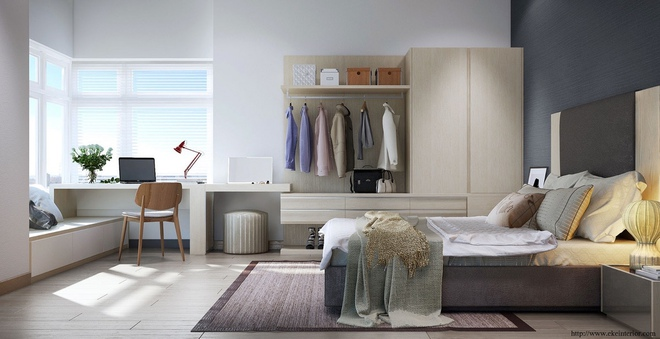 Chọn lựa chủ để trước khi trang trí phòng ngủ để tạo hiệu ứng sống động nhất - Ảnh 10.