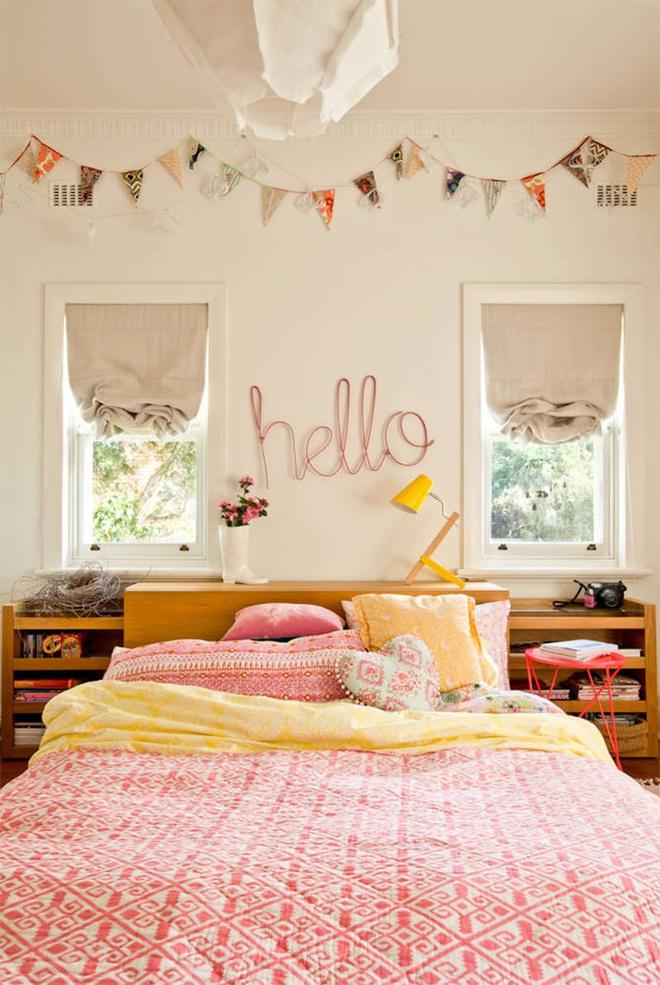 Không gian đầy sức sống của những phòng ngủ không bao giờ lỗi mốt - Ảnh 10.