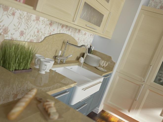 10 ý tưởng phòng bếp truyền thống sang trọng nhưng vô cùng ấm cúng - Ảnh 10.