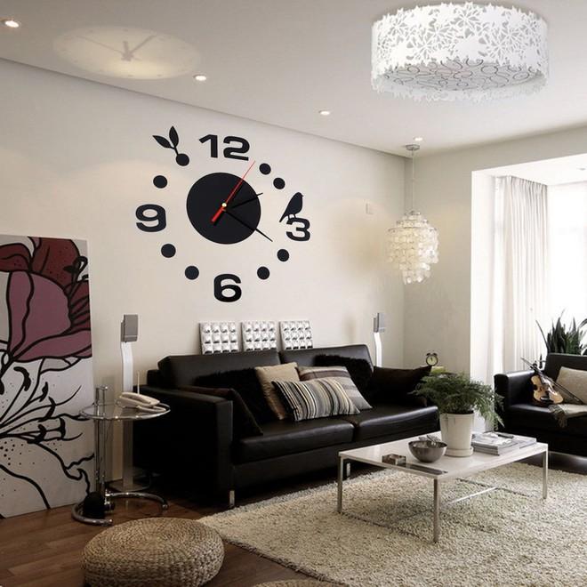 Làm sống lại không gian cũ kỹ bằng cách trang trí tường nhà đơn giản mà tiết kiệm - Ảnh 10.