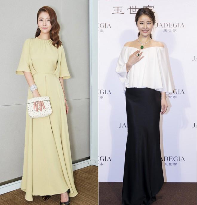 Style của bộ 3 Hoàn Châu Cách Cách: A hoàn trở thành nữ hoàng thảm đỏ sang chảnh lồng lộn, 2 công chúa lại đơn giản, nhẹ nhàng bất ngờ - Ảnh 10.
