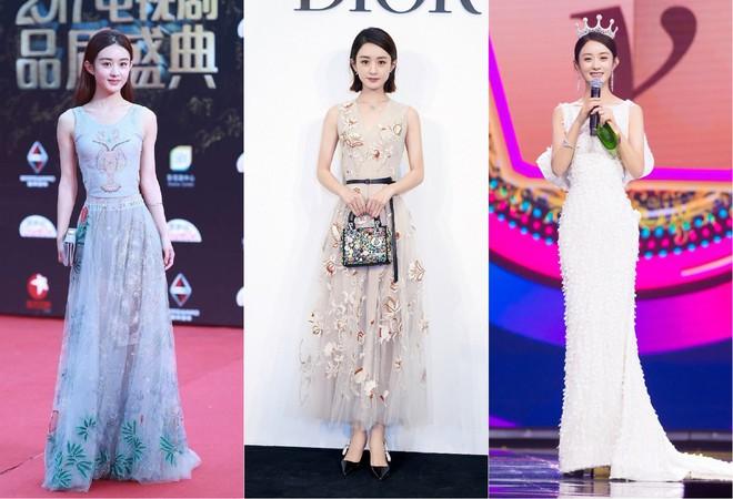 """""""Chặt chém"""" hết mọi mỹ nhân khác, đây là 5 ngôi sao Hoa ngữ sở hữu thời trang thảm đỏ đẹp nhất năm 2017 - Ảnh 10."""