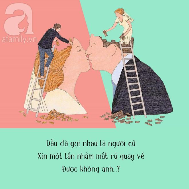 """""""Vợ ơi!"""" - Tin nhắn vỏn vẹn hai chữ từ chồng cũ khiến tim em đau đến thắt lòng vì chỉ khi đã ly hôn rồi anh mới nói yêu em - Ảnh 2."""