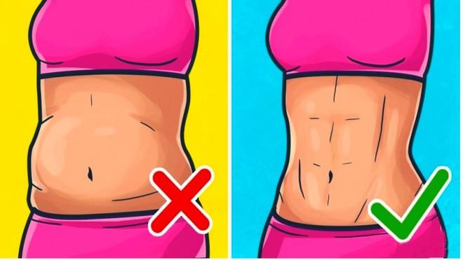 Phương pháp kết hợp này sẽ giúp bạn giảm béo bụng nhanh đến bất ngờ - Ảnh 1.