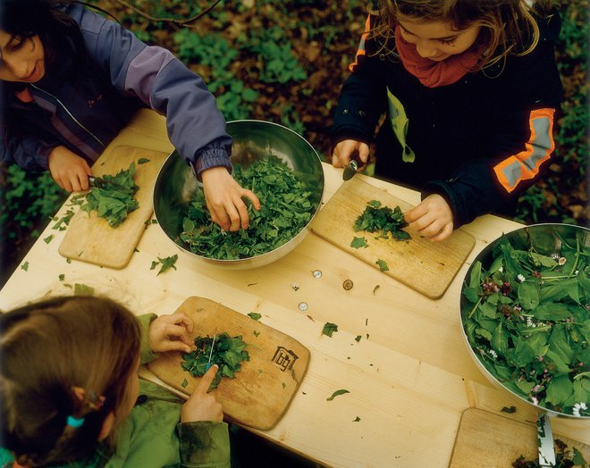 Trường mẫu giáo của những đứa trẻ tự do, sáng tạo và hạnh phúc nhất thế giới - Ảnh 2.