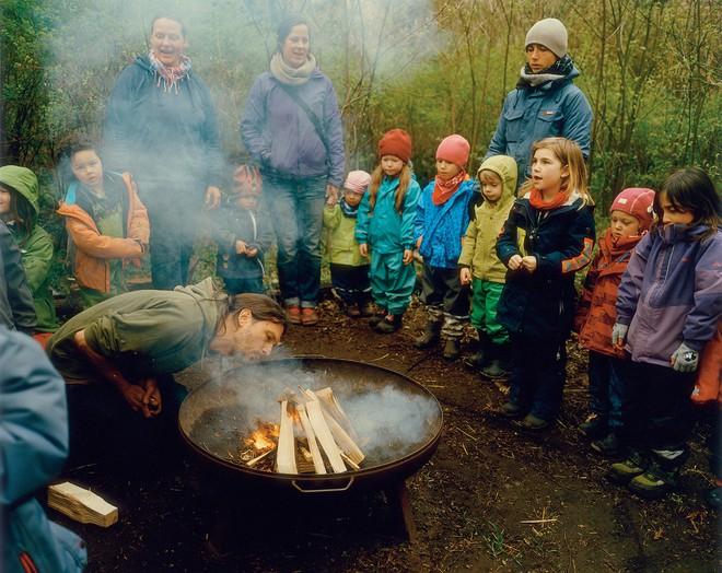 Trường mẫu giáo của những đứa trẻ tự do, sáng tạo và hạnh phúc nhất thế giới - Ảnh 6.