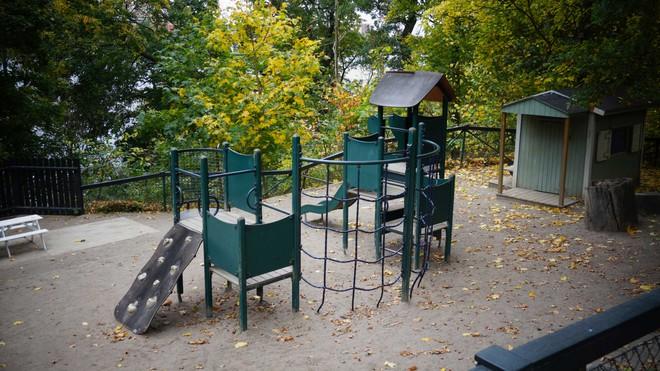 Đến công chúa Hoàng gia thì tiêu chí chọn trường mầm non cho con vẫn là rợp bóng cây như công viên - Ảnh 13.