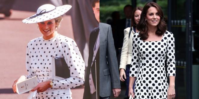 Hoá ra phong cách thanh lịch của Kate Middleton là học lỏm từ người khác  - Ảnh 1.