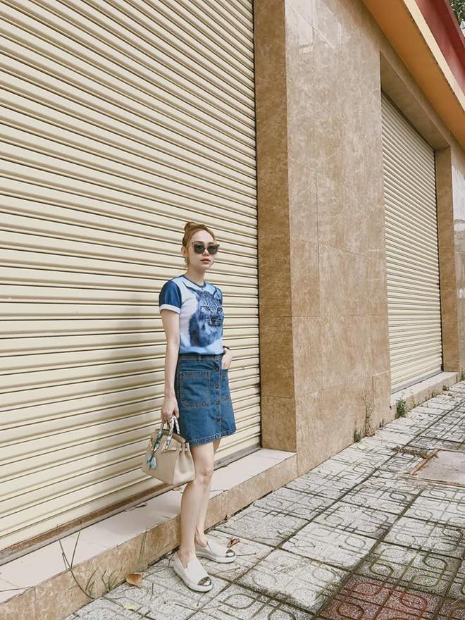 Mặc đúng 1 chiếc quần nhưng lại mix được 3 bộ khác nhau, Kỳ Duyên đúng là nổi nhất street style tuần này - Ảnh 10.