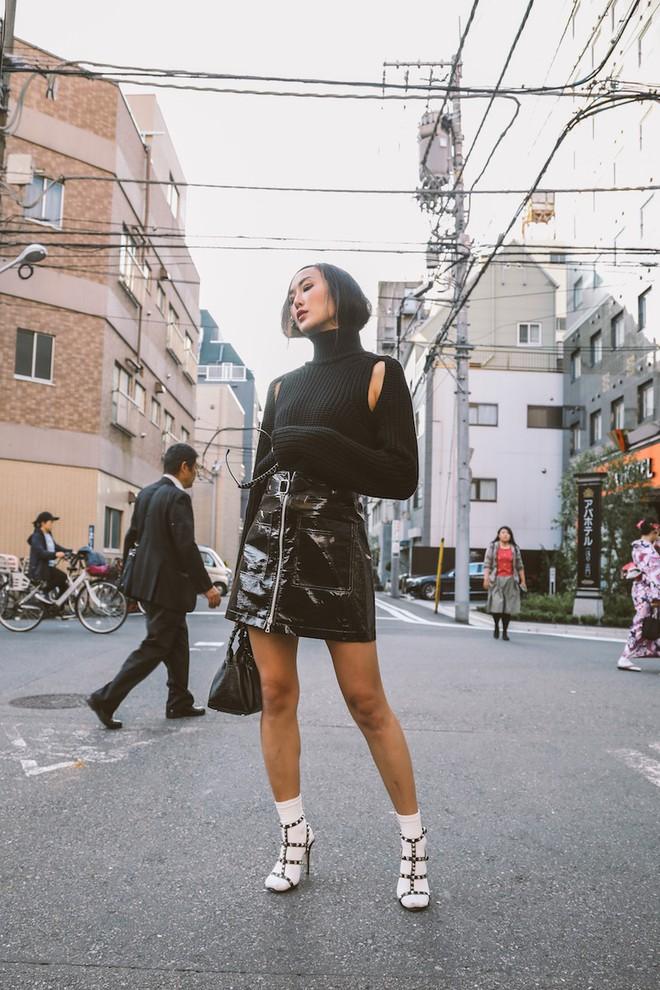 Loanh quanh ngắm street style Châu Á là bạn đã có đủ ý tưởng lên đồ cho tuần này rồi - Ảnh 2.