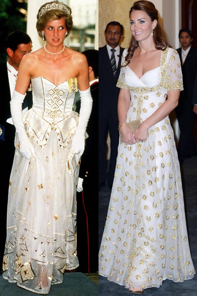 Hoá ra phong cách thanh lịch của Kate Middleton là học lỏm từ người khác  - Ảnh 11.