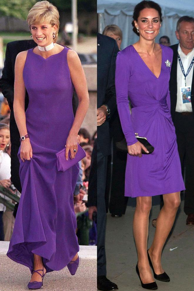 Hoá ra phong cách thanh lịch của Kate Middleton là học lỏm từ người khác  - Ảnh 12.