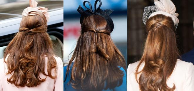 Ngoài gu thời trang thanh lịch, công nương Kate còn khéo chọn kiểu tóc kết hợp cùng - Ảnh 9.