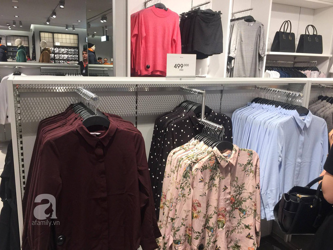 H&M mở store đầu tiên tại Hà Nội: Đồ người lớn rẻ đẹp, đồ trẻ em còn được mua 2 tặng 1 - Ảnh 4.